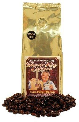 George Kahumoku's Slackkey Coffee Taro Patch Blend