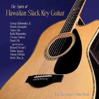 Spirit of Hawaiian Slack Key Guitar