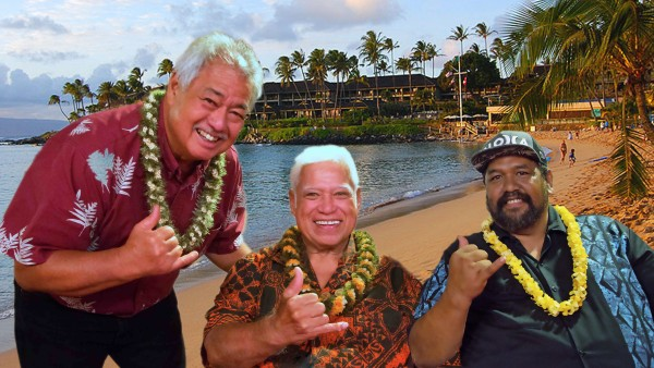 Three masters to perform at May 25 Slack Key Show
